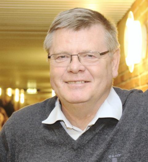 Ørjan Olsvik blir smittevernekspert for Hurtigruten