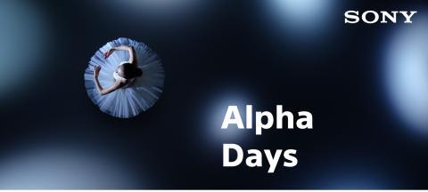 Sony Alpha Days