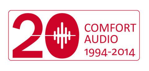 Comfort Audio firar 20-årsjubileum