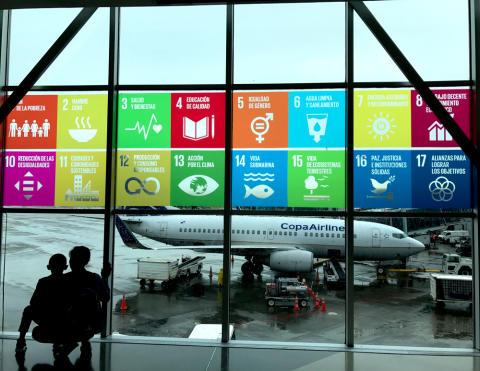 Att arbeta med hållbar utveckling och mobilitet