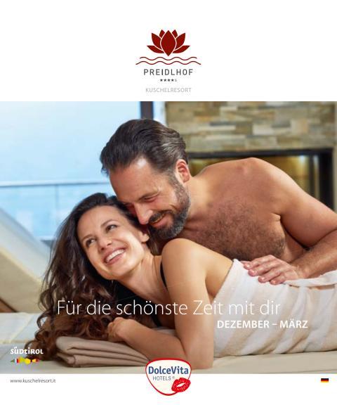Kuschelresort Hotel Preidlhof Winter 2015