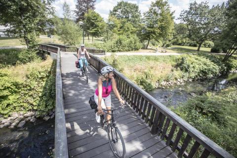 ADFC-Radreiseanalyse 2020: RuhrtalRadweg wieder in den Top 3 der beliebtesten Radwege