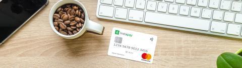 Instabank lanserer Instapay, et nytt Mastercard med lav rente