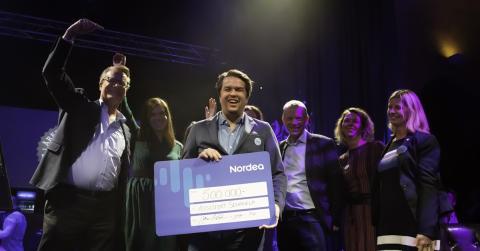 Assistert Selvhjelp stakk av med seieren i konkurransen Årets Sosiale Entreprenør 2018. Foto: Camilla Eriksen