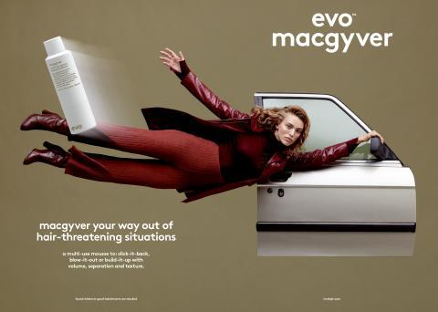 Produktlansering: EVO Macgyver