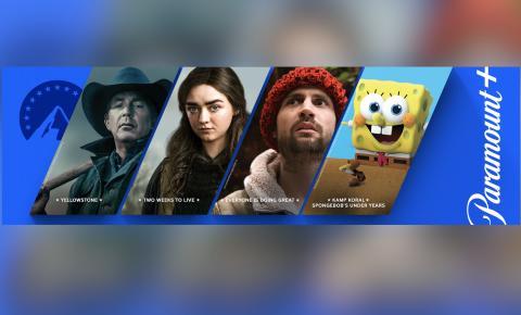 Telia lanserar streamingtjänsten Paramount+