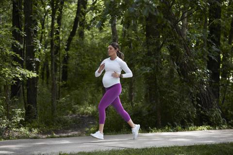 Garmin Pregnancy Tracking