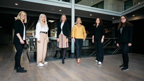 Orange Cyberdefense Norway AS fortsetter veksten – med bransjens største satsing på kvinner