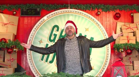 Gröna lyckohjulet i kampanj för Gröna Lund