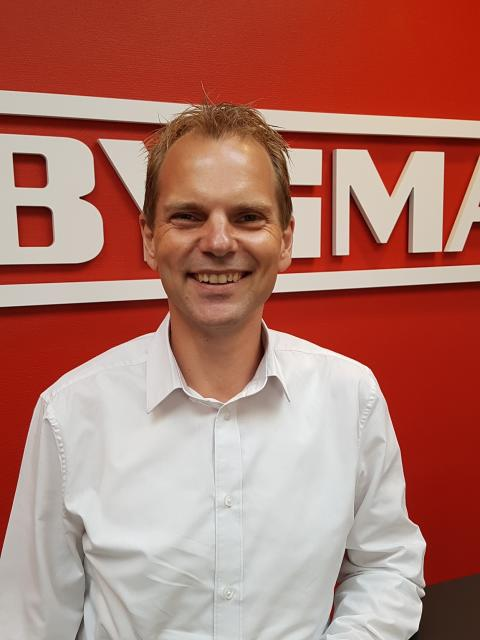 Ny filialchef for Bygma Hårlev