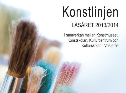 Konstlinjen - Ny konstutbildning i Västerås