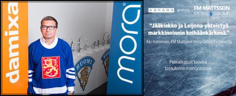 Jääkiekko ja Leijonayhteistyö markkinoinnin keihäänkärkenä!