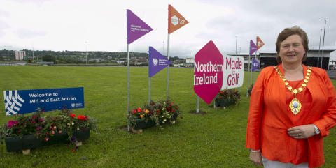 Mid and East Antrim set for The Open