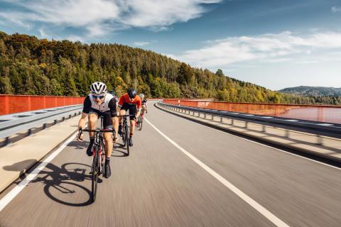 Stoneman Miriquidi Road: Startschuss für einzigartige Rennradstrecke im Erzgebirge
