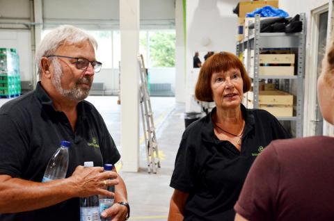 Fødevarebanken søger nye donorer og frivillige