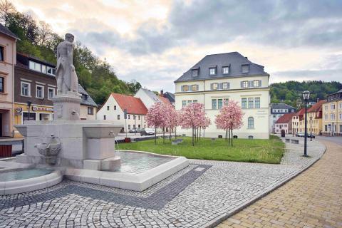 Uhrenstadt Glashütte- ZEIT zum feiern.
