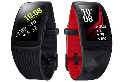 Samsung Gear Sport, Gear Fit2 Pro og Gear IconX - For en smart, sporty og sunn livsstil