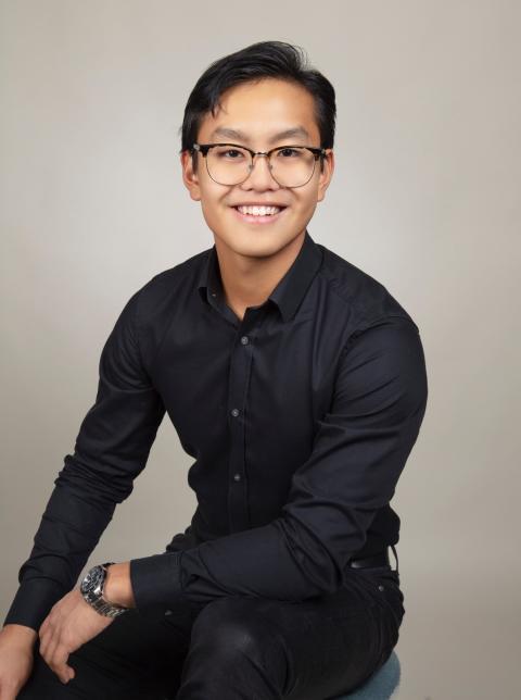 UF elev prisad på Young Start up day