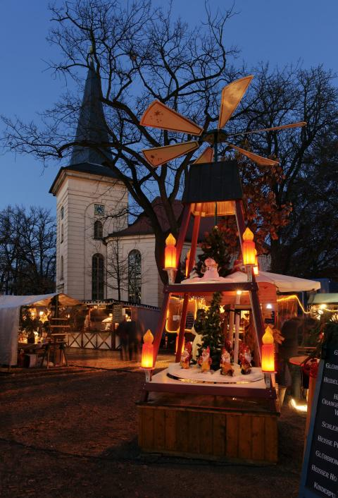 Boehmischer Weihnachtsmarkt Potsdam