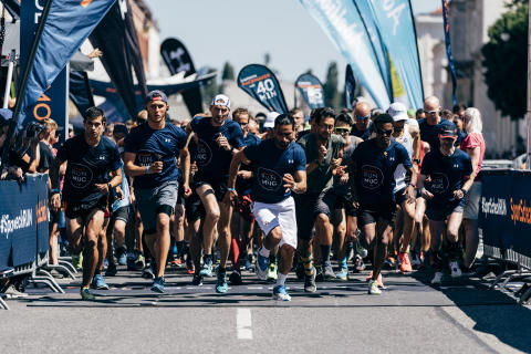 Für die schnellsten Finisher gibt es in diesem Jahr die Chance auf einen ganz besonderen Running-Trip.
