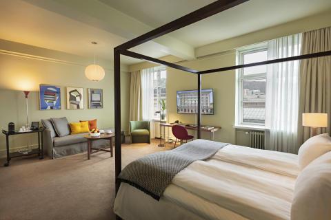 Grand Hotel Terminus, Superior Room