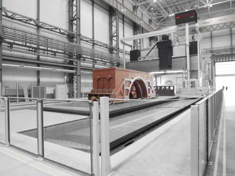 Número 4: Las 10 máquinas herramienta más grandes del mundo