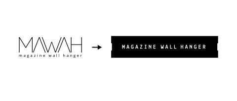 Mawah byter namn till Magazine Wall Hanger