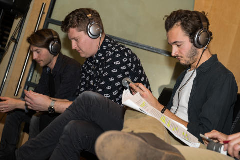 THE EDITORS By SONY