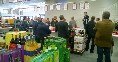 Scandlines åbner Easymarked i Rostock Havn