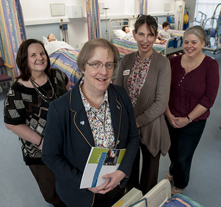 Better care by nurses for older people
