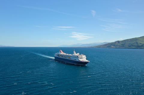 Fred. Olsen Cruise Lines unveils 'back in the water' plans with its two new ships among the fleet