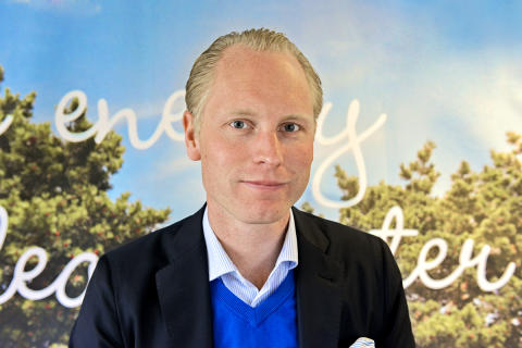 Erik Malmberg new CEO of Malmberg Water AB.