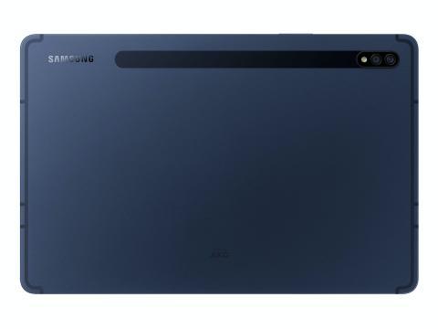 Ny farve og opdaterede funktioner til Galaxy Tab S7 og Tab S7+