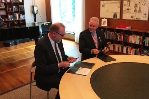 Danske energierfaringer og løsninger hjælper Washington med grøn omstilling