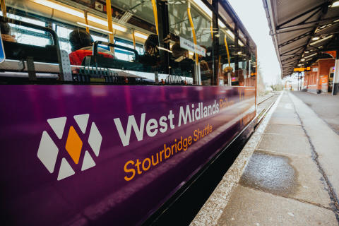Stourbridge Town branch line to reopen following upgrade