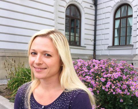 Joanna Szyfter - Mälardalsrådets nya medarbetare