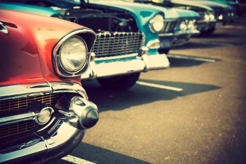 Mekonomen är partner till Classic Car Week