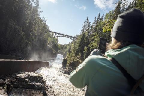 Visit Dalarna möter framtiden - 13 Turistbyråer blir 50 Info Points