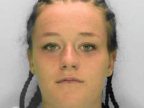Lancing woman jailed for homophobic attack