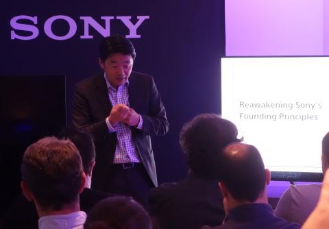 Takeshi Ishida, Diretor  Sony Iberia