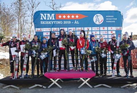 Skiskytterforbundet avlyser NM senior 2021
