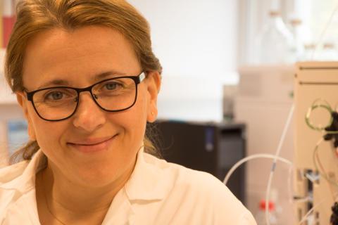 Scandinavian Biopharma welcomes Dilek Merdol as new head of Quality Control (QC)
