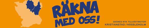 Pressinbjudan till konferens 12 oktober: Så ska Kristianstad och Hässleholm bli Skånes nya tillväxtmotor