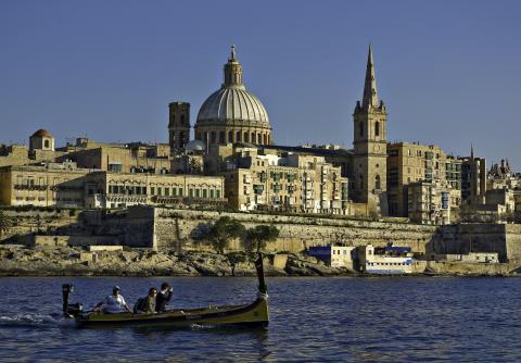Valletta PM Malta