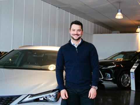 Månedens gode bruktbilkjøp: Lexus