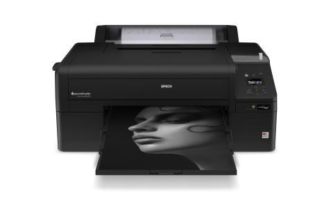 Press Release: Epson launches new SureColor SC-P5000 printer