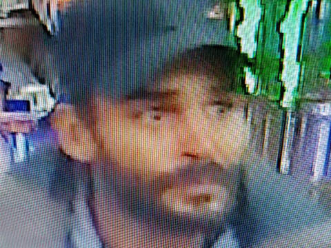 Hastings street robbery: Do you recognise this man?