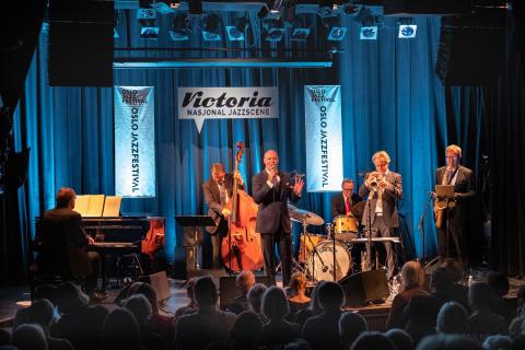 The Sinatra Songbook med Silya, Oslo Jazzfestival.