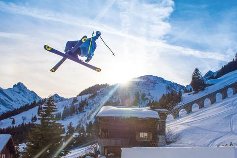 BIG AIRS, BATTLES UND PARTY AM SCHILTHORN