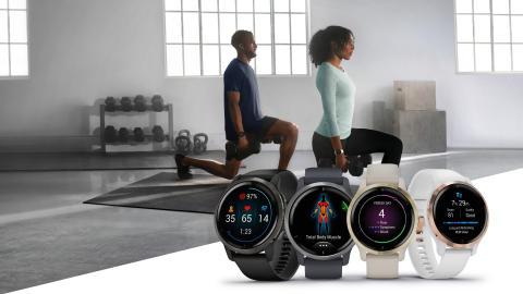 """""""Dear Body"""" – Mit der neuen Venu 2 Serie bietet Garmin den Coach für ein aktives und gesundes Leben"""